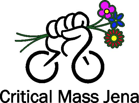 Logo Critical Mass Jena